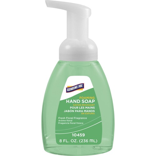 Genuine Joe Foaming Hand Soap, 8 fl oz