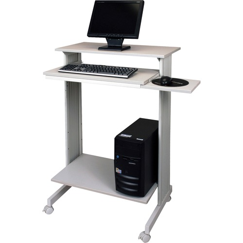 Buddy Products Euroflex Stand-up Workstation