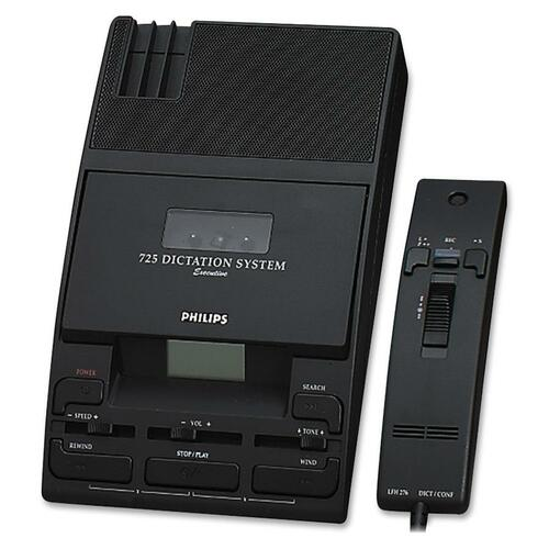 Philips PSPLFH0725P72 Speech Transcriber/Dictation System