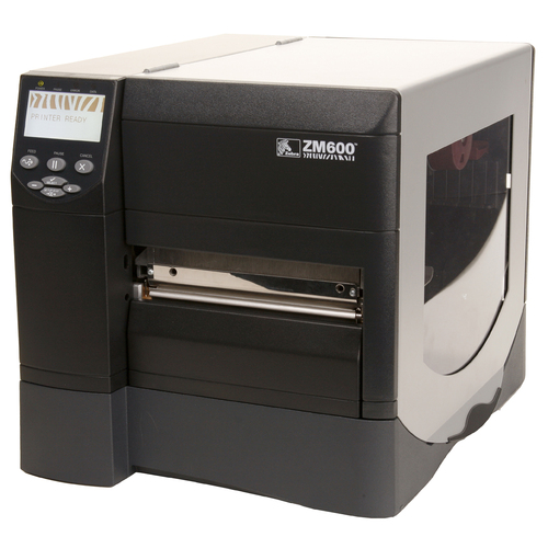 Zebra ZM600 Network Thermal Label Printer