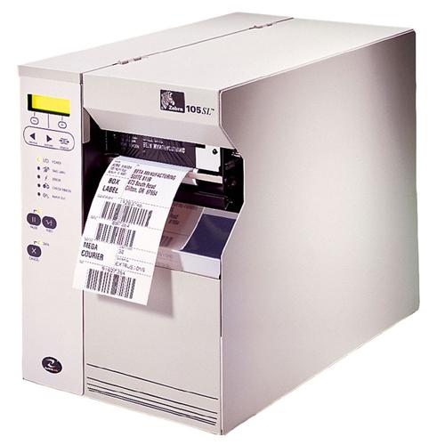 Zebra 105SL Network Thermal Label Printer