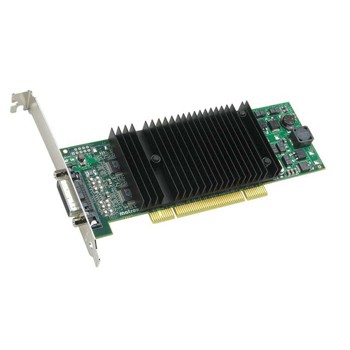 Matrox P69-MDDE256LAUF P690 Plus LP Graphics Card