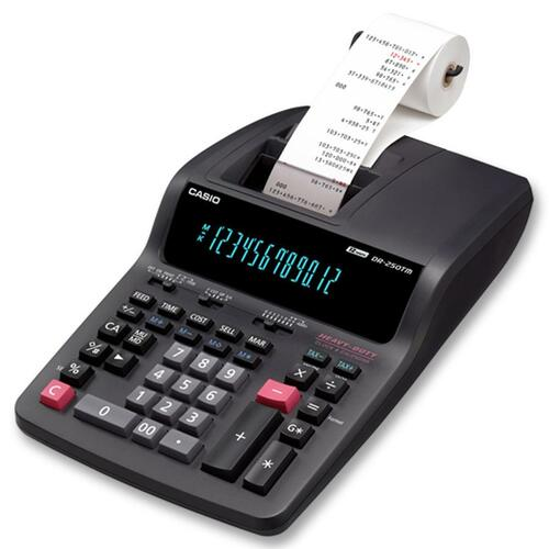 Casio Desktop Printing Calculator