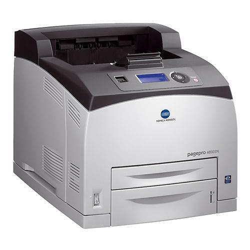 Konica Minolta PagePro 4650EN 36 ppm 1200 x 1200 dpi Monochrome Network Laser Printer
