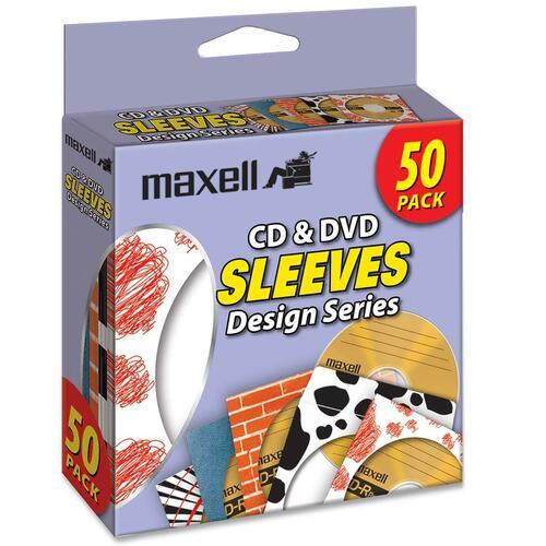 Maxell - CD Sleeve