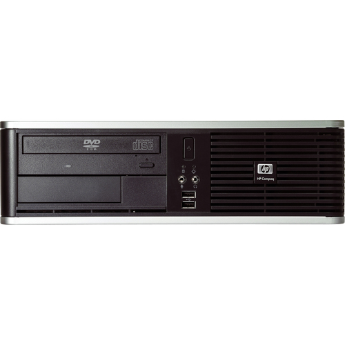 HP Business Desktop dc7800 Desktop Computer - Intel Core 2 Duo E6750 2.66 GHz - Small Form Factor