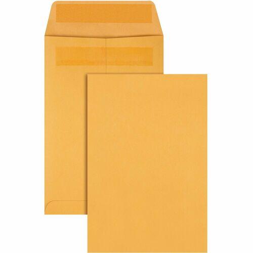 Quality Park 43367 Redi-Seal Kraft Envelopes | by Plexsupply