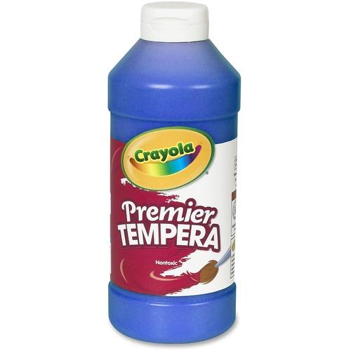 Crayola 16 oz. Premier Tempera Paint | by Plexsupply