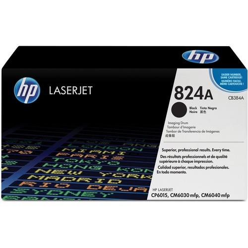 HP 824A (CB384A) Black Original LaserJet Image Drum