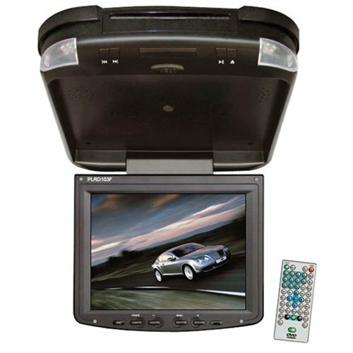 Pyle PLRD103F Car Video Player