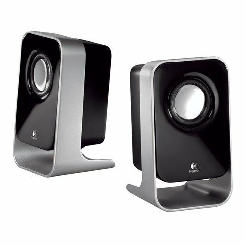 Logitech LS21 2.1 Speaker System - 7 W RMS