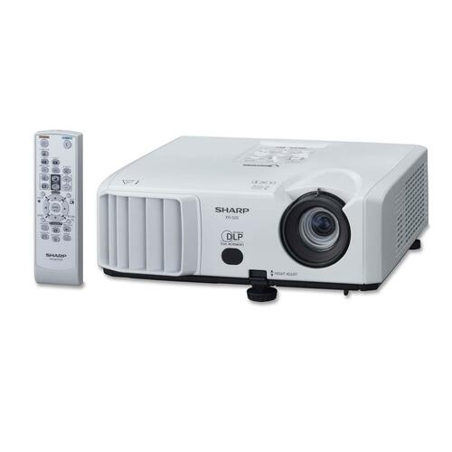 Sharp Notevision XR-32S 2500 Lumens 800x600 SVGA 2000:1 DLP Projector