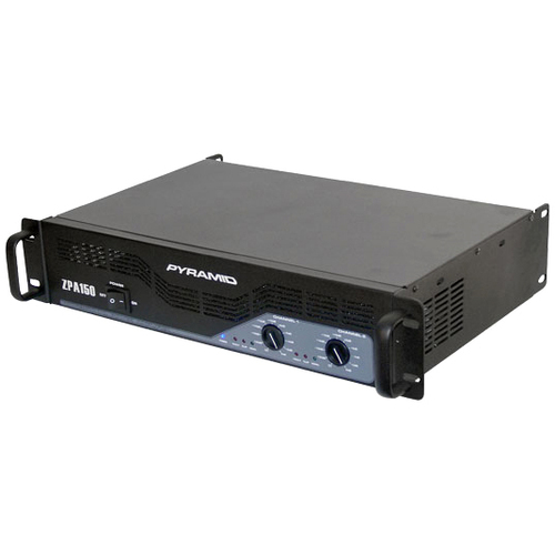 Pyramid Car Audio ZPA150 Amplifier - 1500 W RMS - 2 Channel