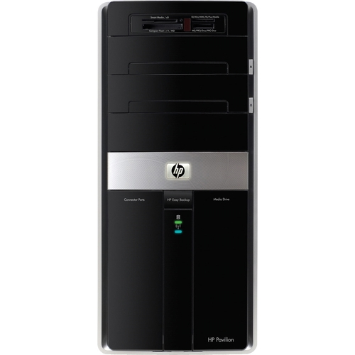 HP Pavilion Elite Desktop Computer - Intel Core 2 Quad Q6700 2.66 GHz