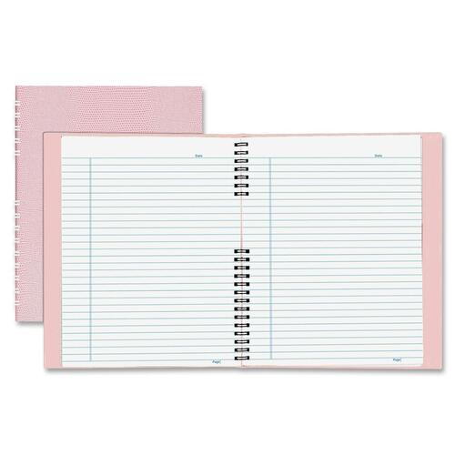 Rediform NotePro Pink Ribbon Notebook