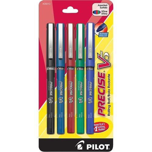 Pilot Hi-Tecpoint V5 Rollerball Pens   by Plexsupply