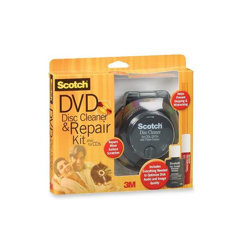 3M DVD Disk Cleaner & Scratch Remover