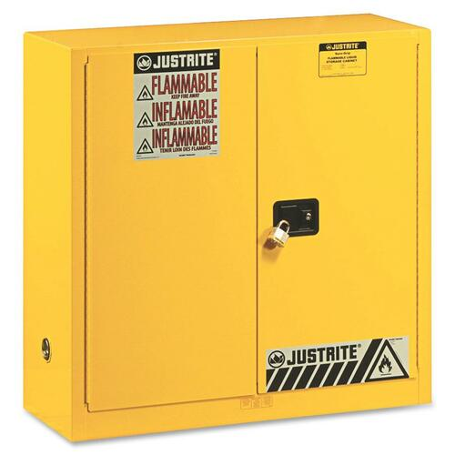 Justrite Flammable Liquid Cabinet