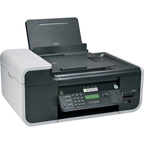 Lexmark X5650 Inkjet Multifunction Printer - Color - Plain Paper Print - Desktop