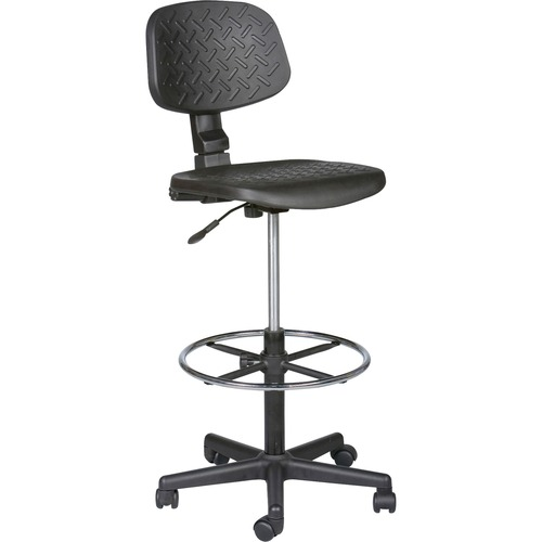 Balt Trax Adjustable Height Stool | by Plexsupply