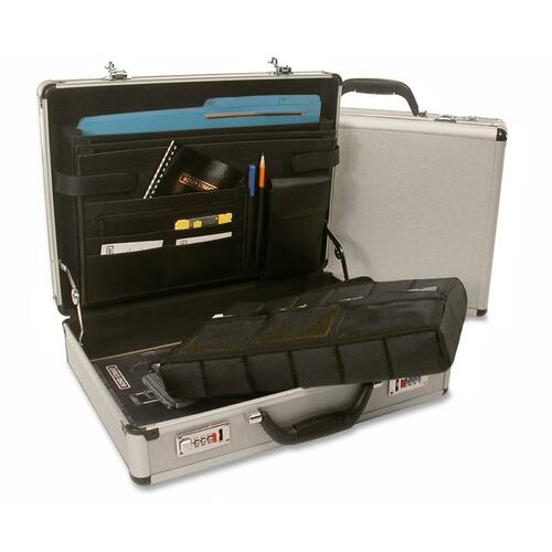 "Bond Street 5"" Aluminum Attache Case for Notebook"