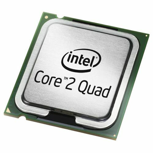 Intel Core 2 Quad Q9400 2.66GHz Processor