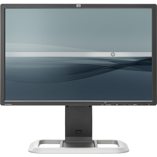 "HP LP2475w 24"" 1080p 1920 x 1080 1000:1 Widescreen LCD Monitor"