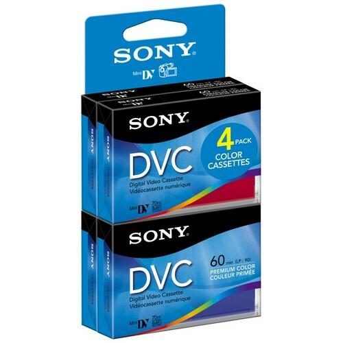 Sony MiniDV Cassette
