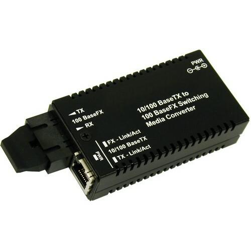 Videolarm EOF2N Ethernet Over Fiber Converter