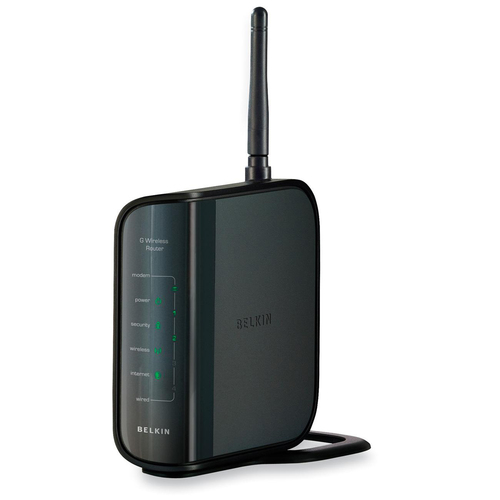 Belkin Wireless G Router 54MBPS 802.11G 4 Ethernet Ports