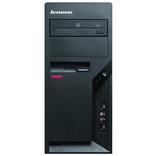 Lenovo ThinkCentre A57 9851B2U Desktop Computer - Intel Pentium Dual-core E2180 2 GHz - Tower - Black