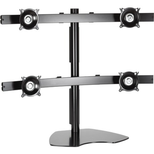 Chief KTP445B Widescreen Quad Monitor Table Stand_subImage_1