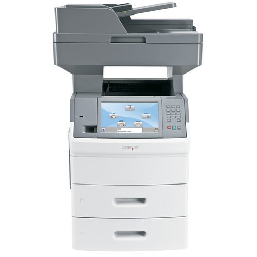 Lexmark X656DTE Multifunction Printer