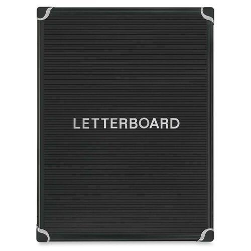 Bi-silque Contemporary Non-magnetic Letterboard