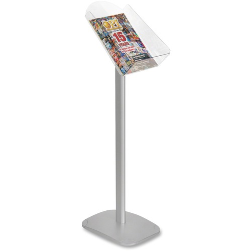 Bi-silque Freestanding Literature Holder
