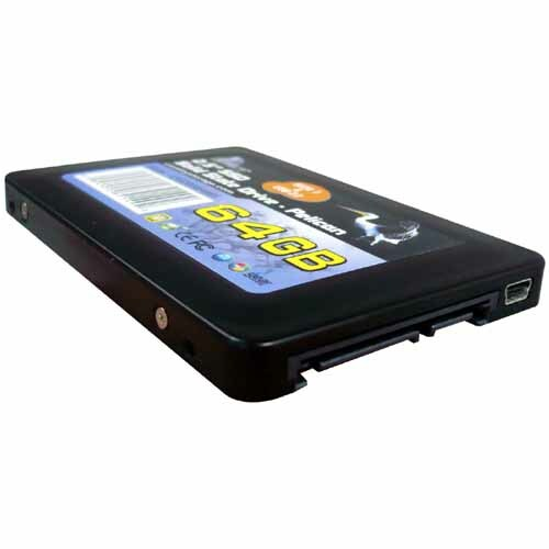 Cavalry Storage 64 GB External Solid State Drive