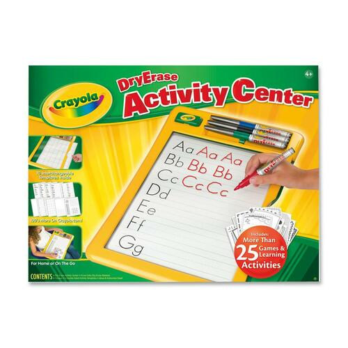 Crayola Crayola Dry-Erase Activity Center