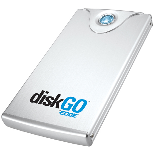 Edge Tech Corp Tech DiskGO USB 2.0 External Hard Drive