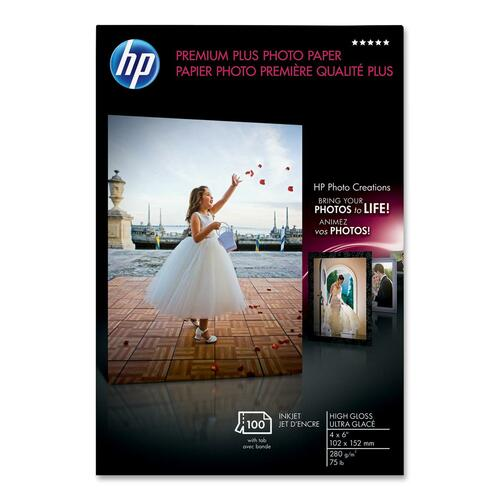 HP Q5431A   Premium Plus Photo Paper