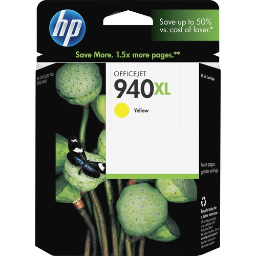 HP 940XL Yellow Ink Cartridge
