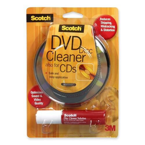3M Disc Cleaner for CDs and DVDs