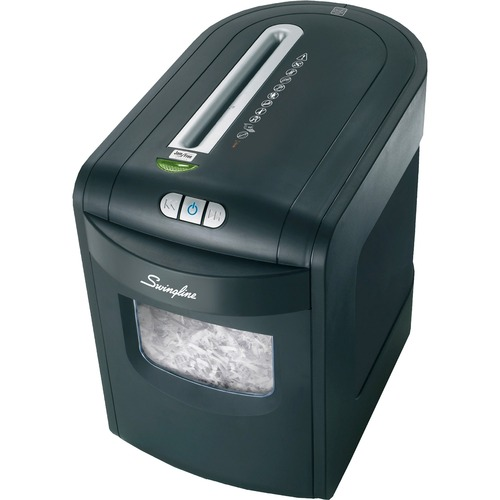 Swingline ShredMaster EX10-06 Cross-Cut Shredder