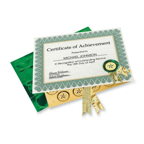 Geographics Helical Certificate Kit