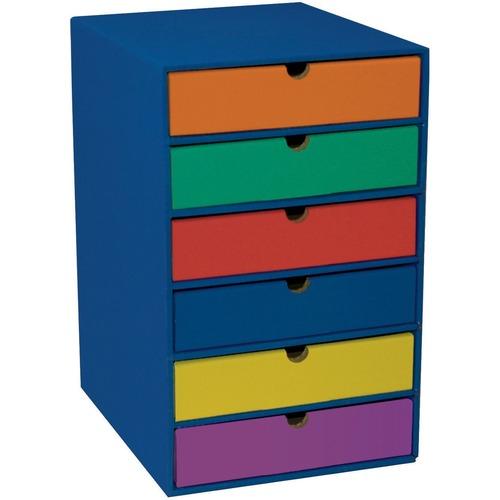 Pacon 6-shelf Organizer    by Plexsupply