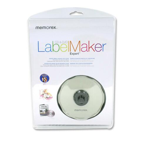 Memorex CD/DVD LabelMaker Expert