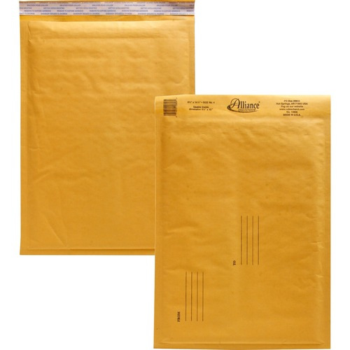 Alliance Rubber Kraft Bubble Mailer