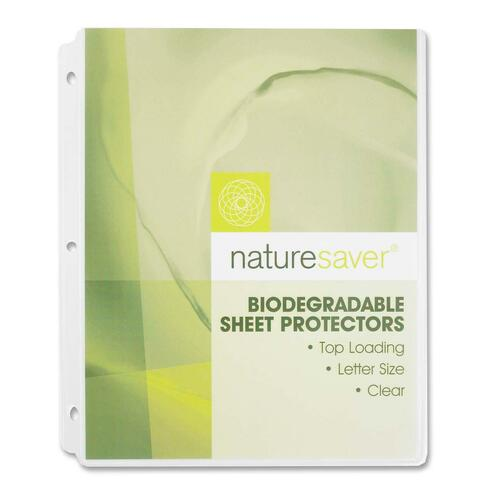 Nature Saver Environment Friendly Sheet Protector