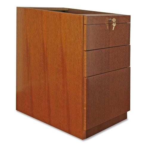 Lorell 88022 Two Box One File Pedestal