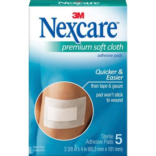 Nexcare Soft Cloth Premium Guaze Pad