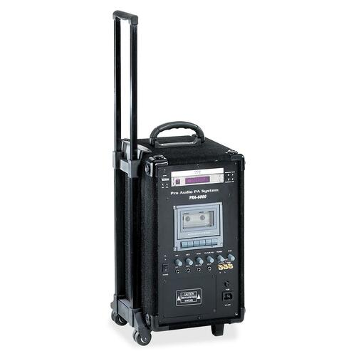 Oklahoma Sound Corporation PRA-6000 Pro Audio Wired Public Address System